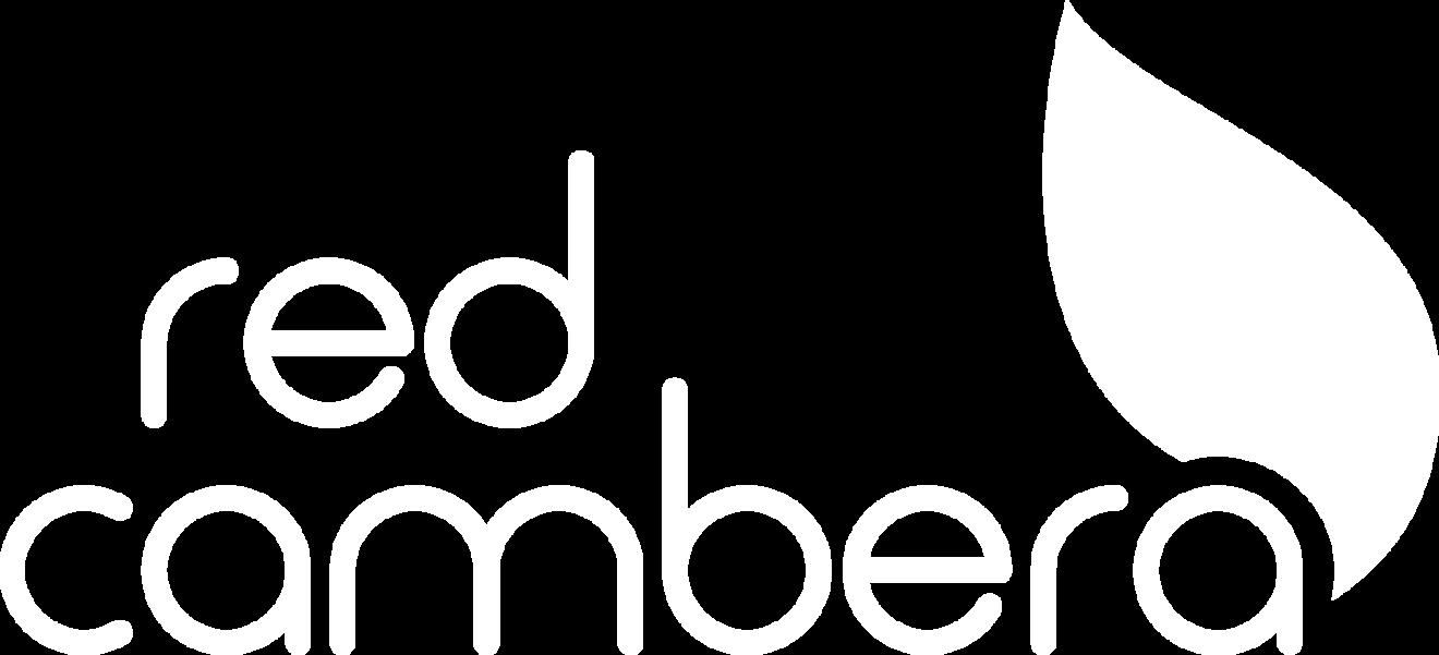 Logo Red Cambera blanco