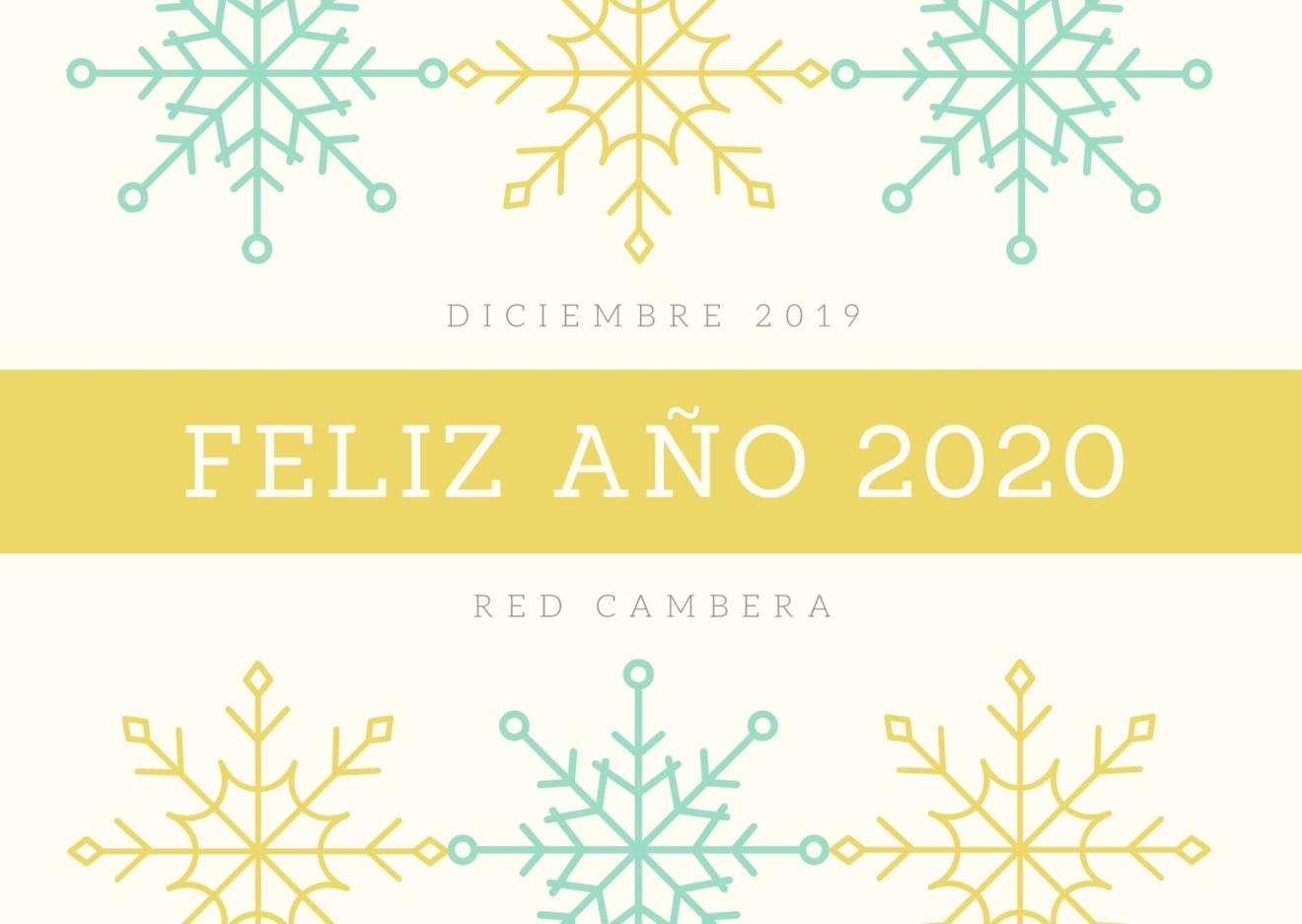 Fun Snowflake Holiday Greeting Card